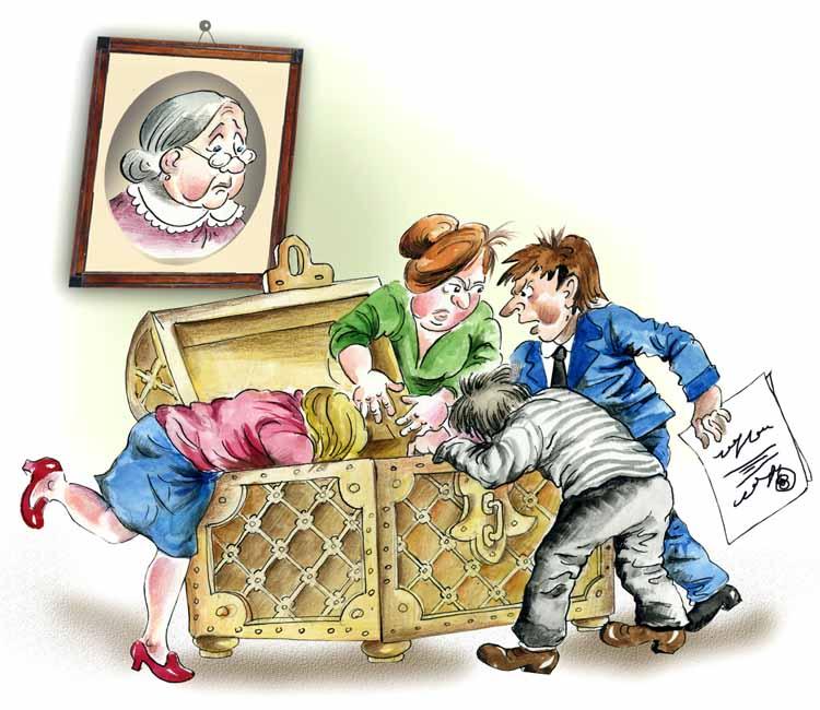 Jämkning av testamente